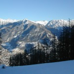Serre Chevalier in December