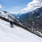 Styrn Skiing Summer