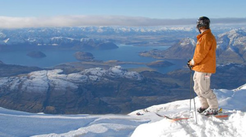New Zealand Ski Resorts  5f4aed920