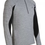 Icebreaker Drift mid-layer top