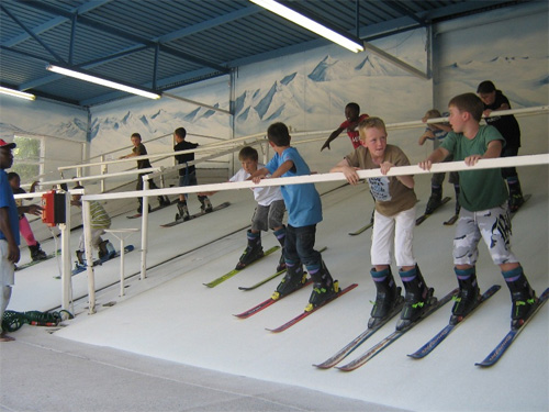 The Ski Deck in Ferndale, Johannesburg