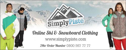 Simply Piste Ski & Snowboard Wear