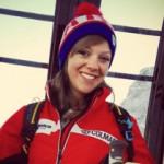 Kirsty Hope Ski Instructor Hillend