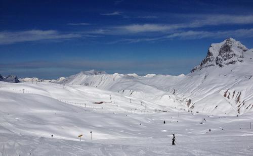 Warth Ski Area