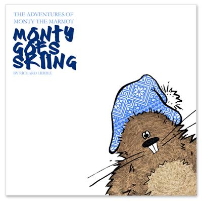 Monty Marmot Book
