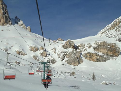 Ski Safari Italy