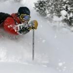 Heli-skiing BC