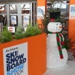 Ski Show Enterance