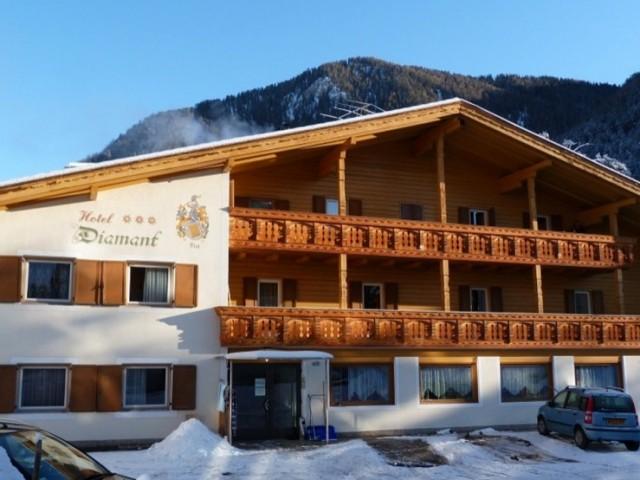 Chalet hotel diamant San Martino