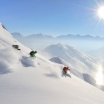 St Anton Powder Skiing