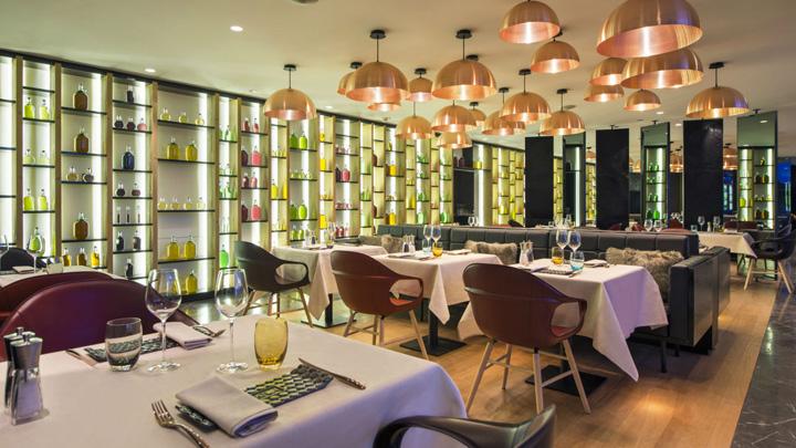 Arola restaurant W Verbier