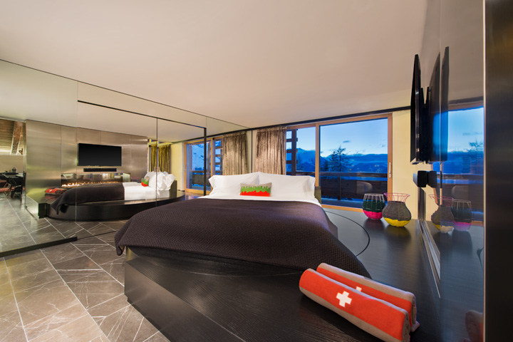 E-WOW suite W Verbier