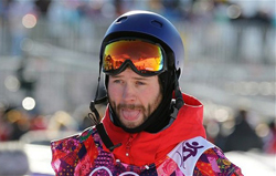 Billy Morgan GB snowboarder