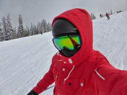 Peter Speight GB Skier