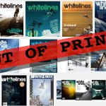 Whitelines magazine covers