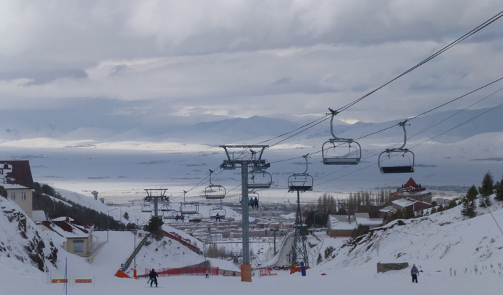 Palandoken ski resort