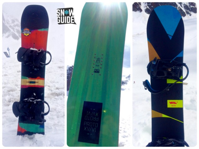 snowboard review 2016
