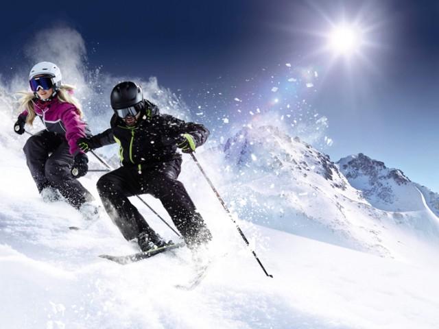 Aldi Ski wear