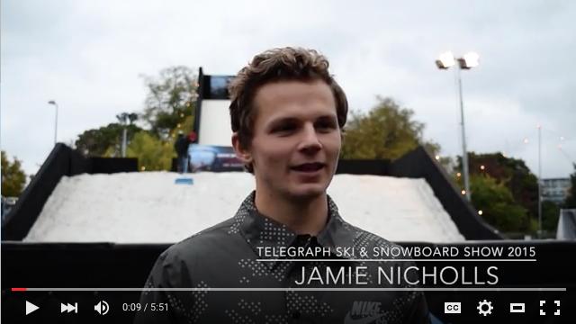 Jamie Nicholls Interview