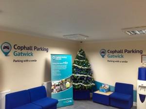 Cophall Parking