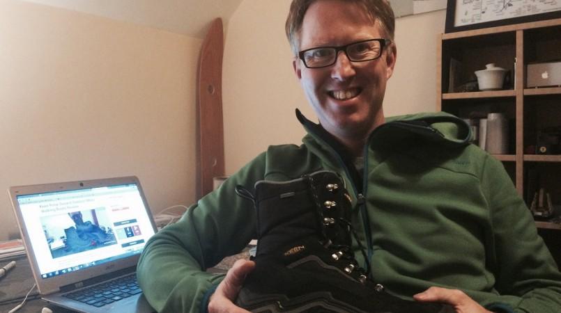 4bafe97aad7 Keen Polar Durand Outdoor Men's Walking Boots Review