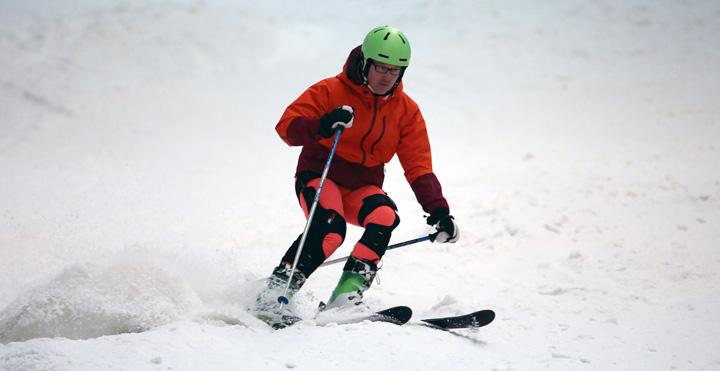 Ski~Mojo skier