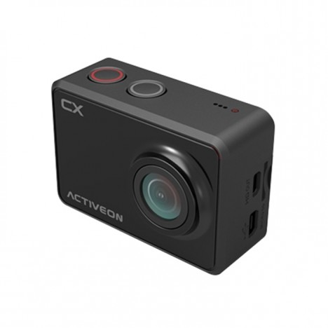 Activeon Cx Action Camera Review Snow Guide