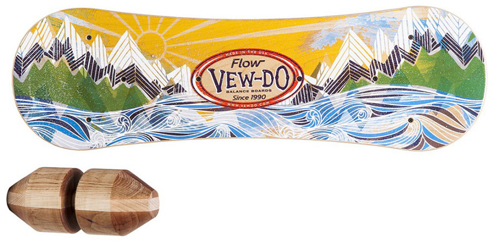 Vew-do Flow board