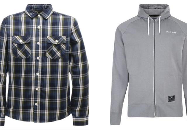 Dare2b shirt and hoody