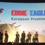 Eddie the Eagle film premiere