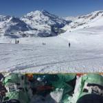 Snowboarding Tarantaise
