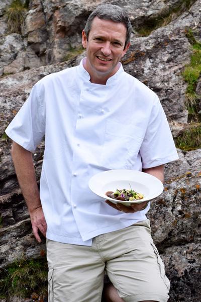 Steve Crane chef