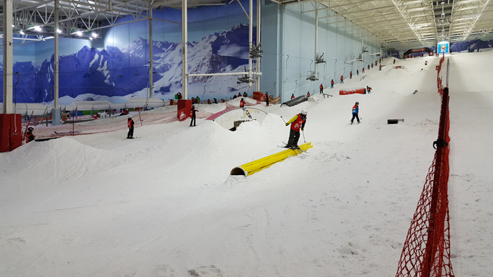 Chill Factore The Brits
