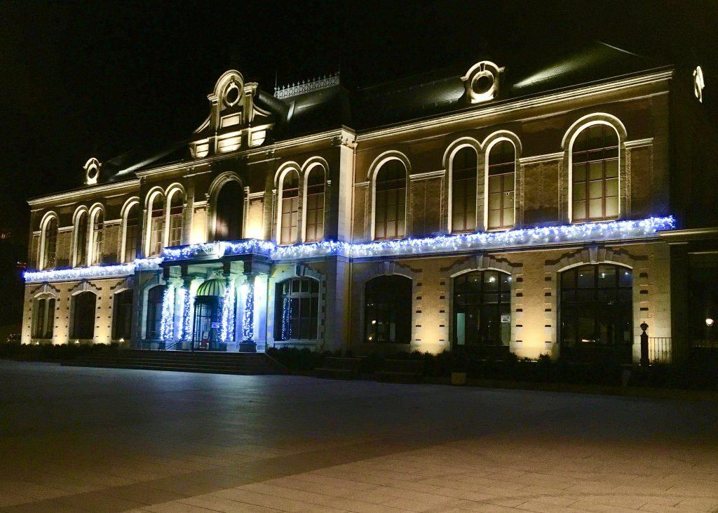 Cauterets town centre