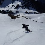 Plenty of off-piste at Saint Lary