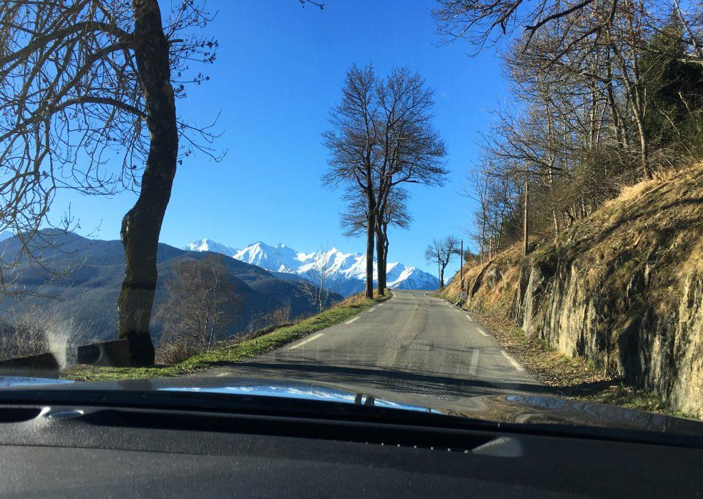 Peyragudes road trip