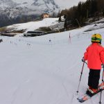 Amelie slopes Champoluc