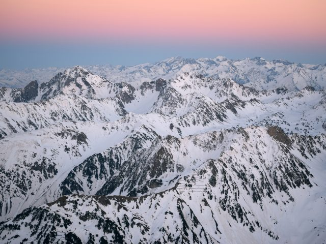 Sunrise from Pic du Midi