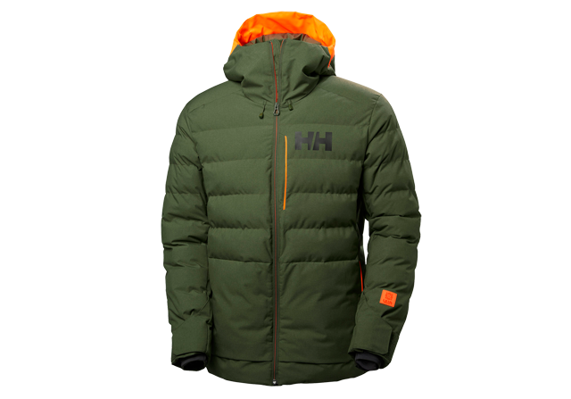 Helly Hansen Pointnorth Ski Jacket - Green