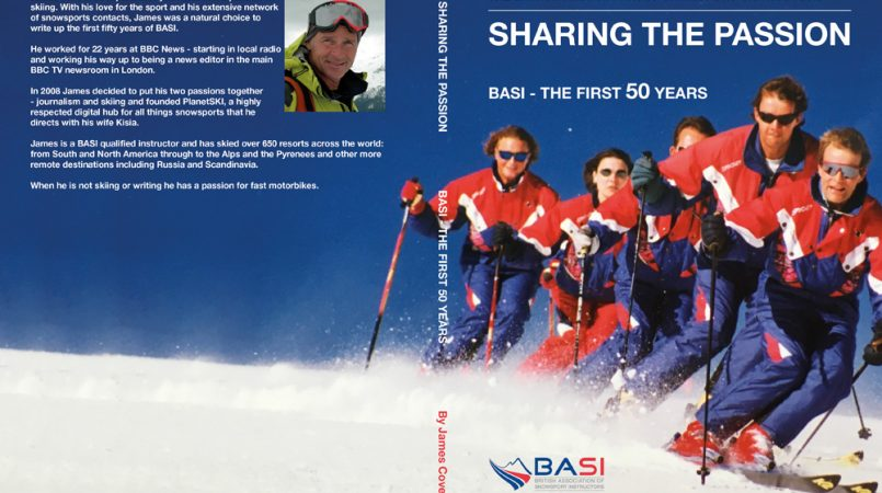 "Book Launch ""Sharing the Passion, BASI – The First 50 Years"" 