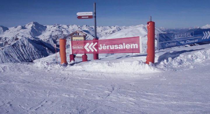Jerusalem ski run - Google Images CC image by snow-trax