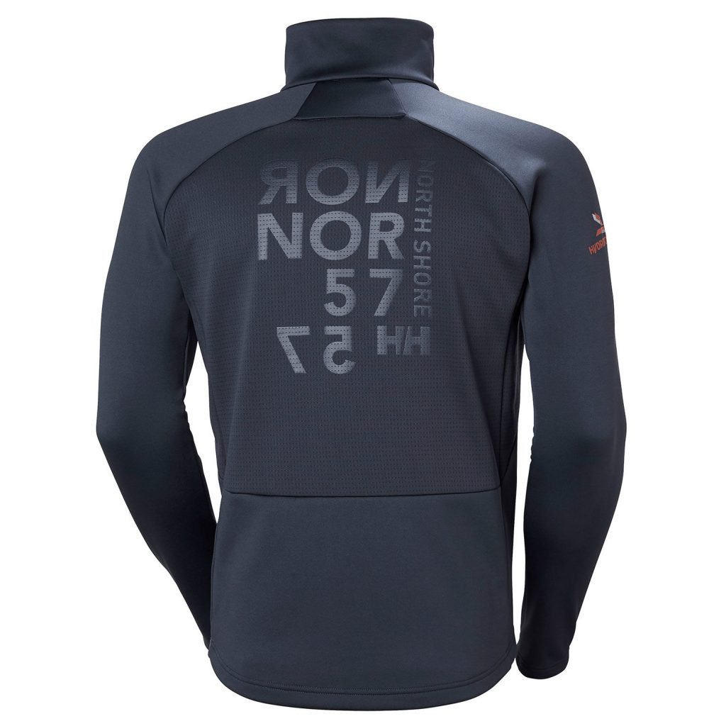 Helly Hansen HP Fleece Jacket review - back