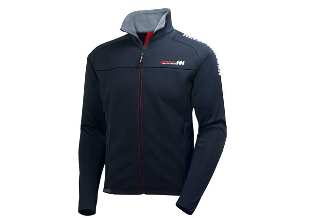 Helly Hansen HP fleece jacket 2018