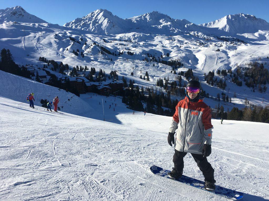 Les Arcs - Ski Beat