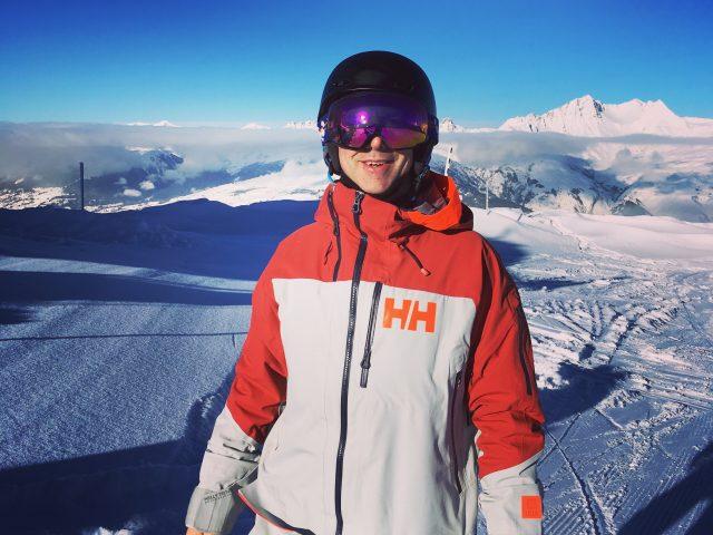 Helly Hansen Ridge Shell 2 jacket review - mark barber
