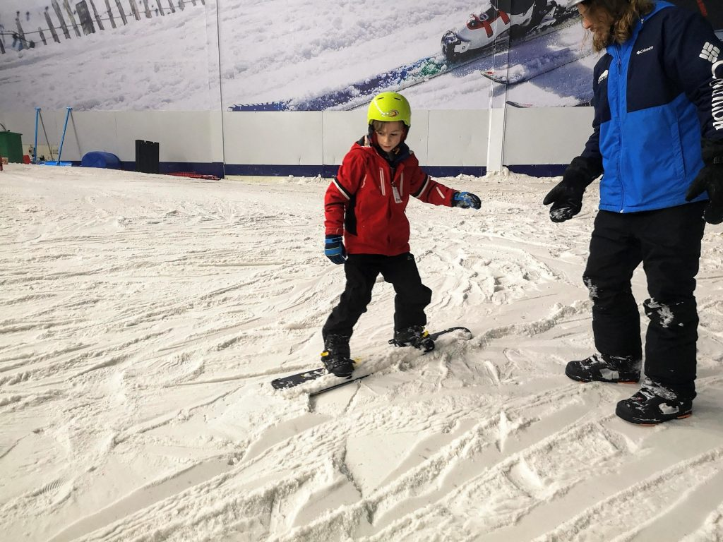 snowboarding lesson - The snow centre hemel hempstead
