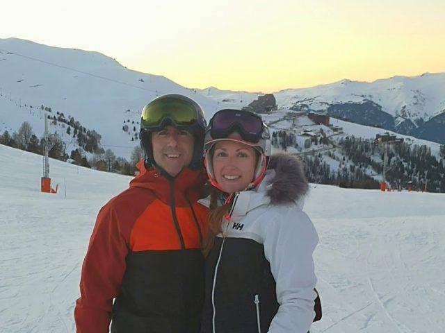 Ski Beat vegan week at Plagne 1800