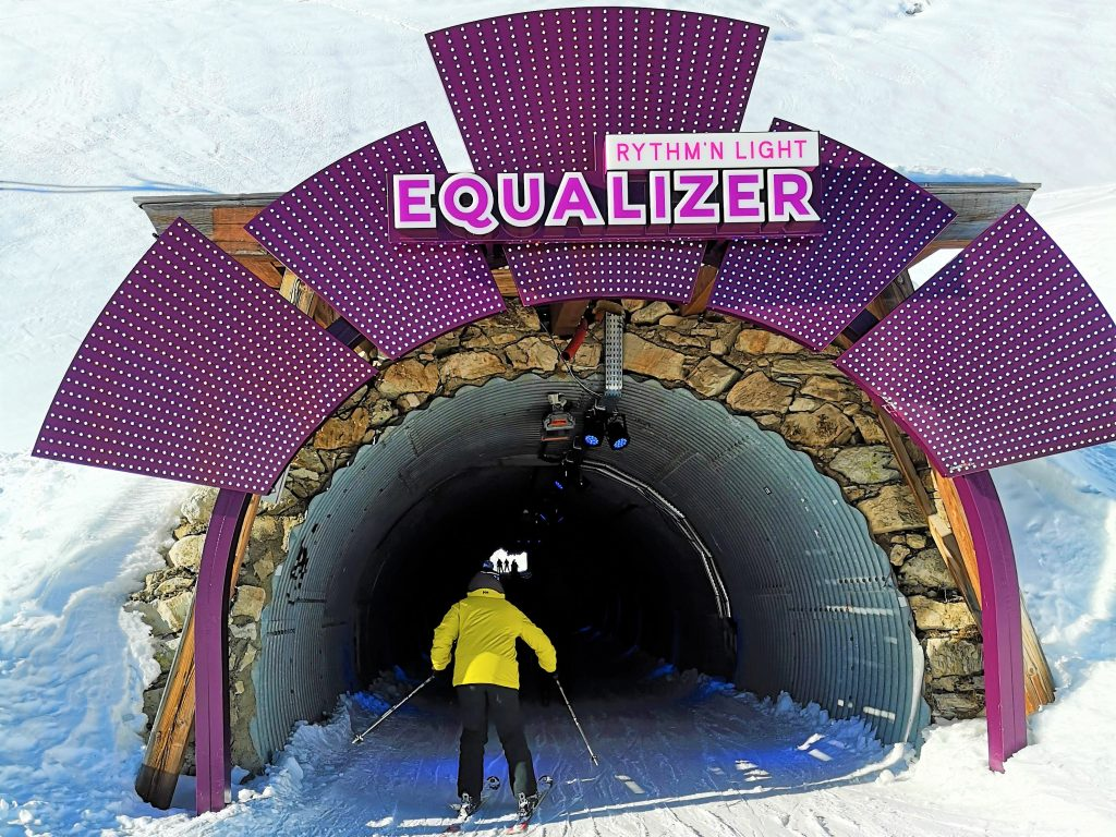 ski beat vegan week - the equalizer